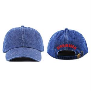 DENIM CAP(DARK BLUE)