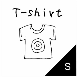 まゆたまTシャツ:S