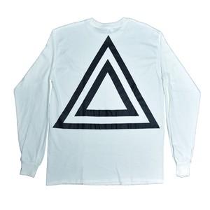 SUNKAK Long Sleeve TeeShirts WHITE