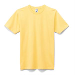 ライト クルーネックTシャツ (半袖) イエロー