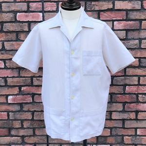 1960s St.michael Casual Summer Shirt Made In Great Britain 42