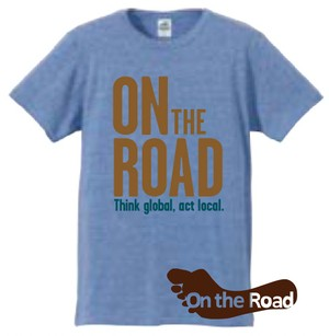 On the Road Tシャツ《ブルー》