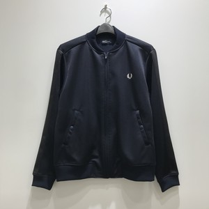 FRED PERRY : TRICOT BOMBER JACKET