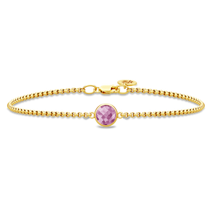 JULIE SANDLAU SWEETPEA BRACELET AT