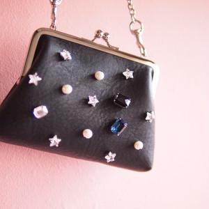 【rebuilding シリーズ】stardust moondust mini  チェーン付き ウォレット 財布
