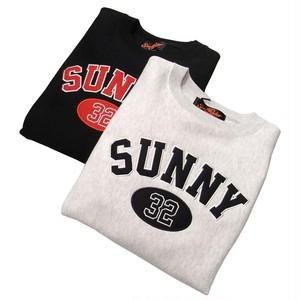 SUNNY C SIDER(サニーシーサイダー) / 18SCS-SS-CSW01(スウェットシャツ)
