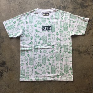 Kith x Sadelle's All Over Tee