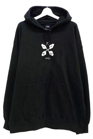 「狐繰/Ouija」 Pullover Black