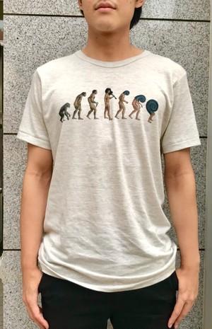 【メンズXL】例のJirO アルバム「二足歩行」+Evolution Tシャツセット