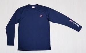 スポーツソフトロングTシャツ