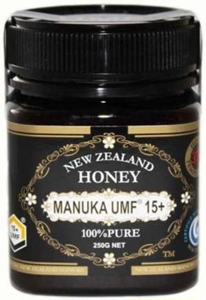 NZ産 マヌカハニー 15+ (250g)