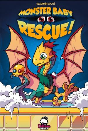 Monster Baby Rescue! / モンスターベイビーレスキュー!