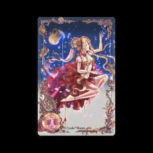 オリジナル名刺入れ【星之物語-Star Story- 水瓶座-Aquarius-】 / yuki*Mami