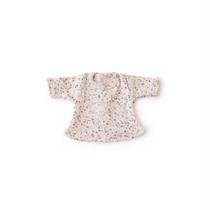 SPECKLED EGG SHIRT FOR DOLLS ぬいぐるみと人形の服