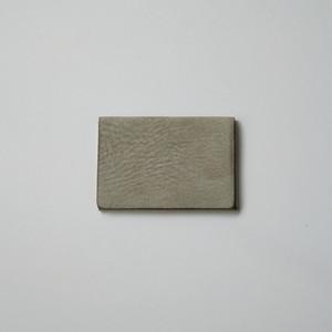 ori cardholder - 名刺入れ - gray - ALASKA