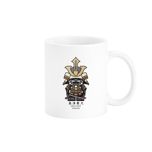 マグカップ(島津貴久)