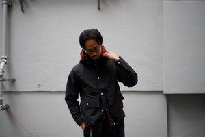 ENDS and MEANS / Sanpo Jacket