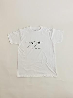 MIRROR LOGO Tee designed by Shinsuke Nakayama