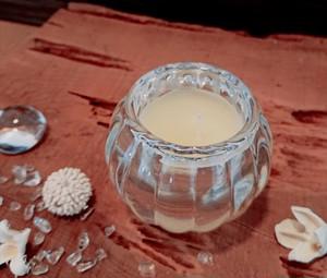 珠の光キャンドル -蜜- ビーワックスキャンドル