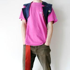 "『Dr.NOKI』 1off ""SANDWICH"" collection waist coat"