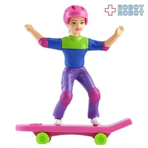 マクドナルド オーサム スケートボード ステイシー フィギュアリン ハッピーミールトイ 1999