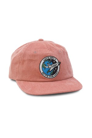 QUARTER SNACKS SKY'S LIMIT CAP PINK