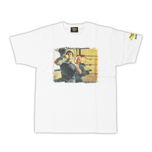 HH ROCKY COLLABORATION TEE / WHITE
