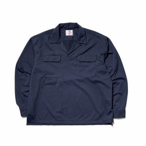 FLAP P/O Shirt NAVY-SON OF THE CHEESE-