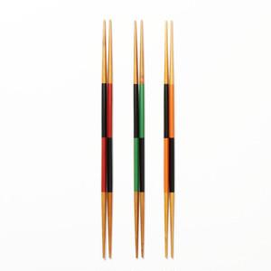 市松菜箸 k0370-372