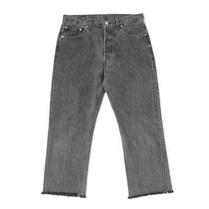 ''LEVI'S 501'' denim pants