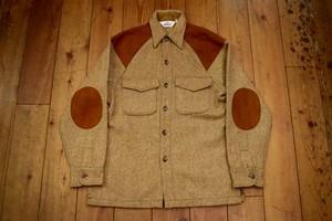USED 美品 ウールリッチ ウールシャツジャケット 70s M