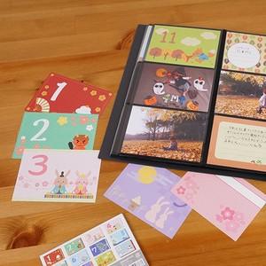 マンスリー デザインポケットカード IT-DPCM-L 【07383】