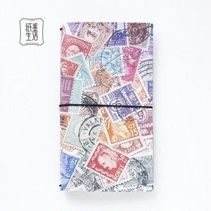 トラベラーズノート 切手