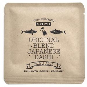 【地域生産】オリジナル出汁ドリップ (醤油)