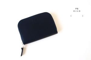 ピービーゼロワンワンゼロ|PB0110|ジップ財布|ジップウォレット|CM1.1 WALLET Baby Blue|ネイビー