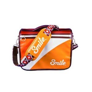 スマイル リバーシブル カメラバッグ L 70's 【Smile Camera Bag L】 sml1712141br