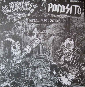 BLUDWULF:parasite/METAL PUNK 2010
