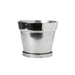 Alumi Planter&Saucer  L