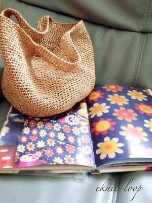 Knit Marche Bag