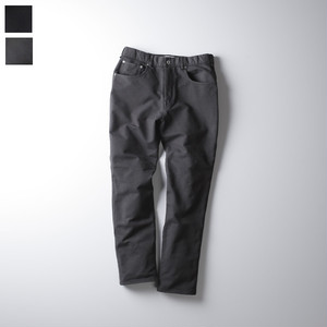 CURLY (カーリー) 173-43091【NAUGHTY 5P JEANS 】 ストレッチインレイ 5ポケット パンツ