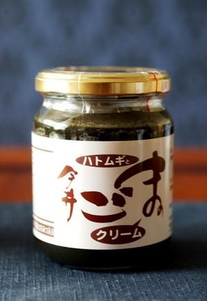 今井の胡麻クリーム(黒)-ハトムギ入り