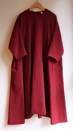 susuri/ススリ フリッパーワンピース RED #19-250