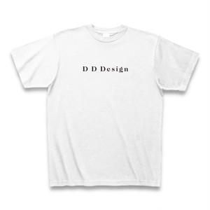DDDesignオリジナルTシャツ-01(ホワイト)