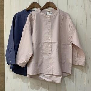 色々ボタン使いBIGポケットシャツ(PP0215)