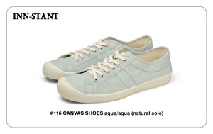 INN-STANT CANVAS SHOES #116