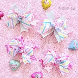 【2個セット】Candy bonbon ヘアゴム♡