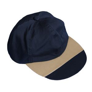(COMESANDGOES) 2TONE CAP