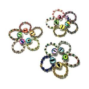 SAD44mg「 邪眼 」Handmade Ring
