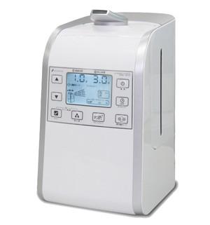 超音波加湿器 HM-201 【適応床面積約26帖用】 次亜塩素酸水対応