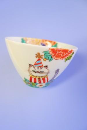 【追加】cat circus ① / free bowl